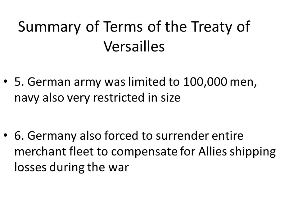 outline treaty of versailles vs treaty World war i officially ended with the signing of the treaty of versailles on june 28 , 1919 negotiated among the allied powers with little participation by germany.