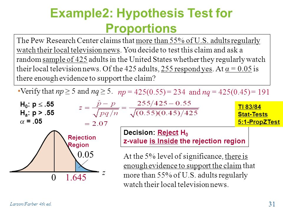 hypothesis testing examples p-value pdf