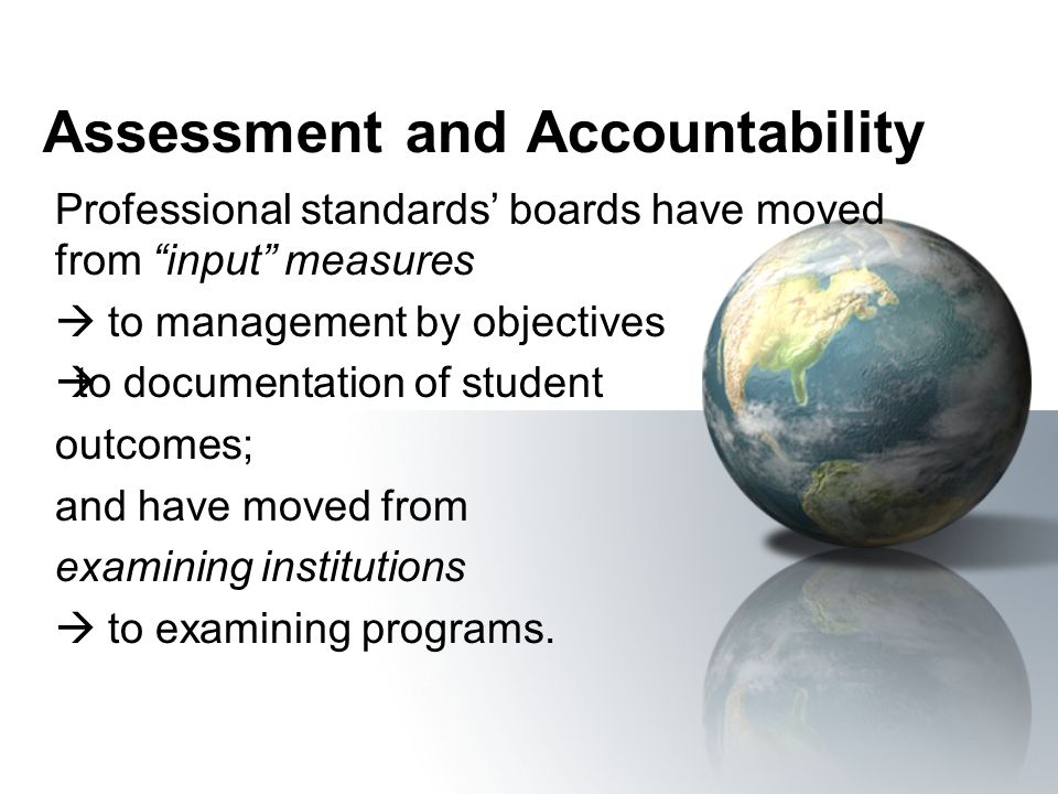 assessment and accountability in nursing A→accountability, accuracy & authorship  nurse retains accountability and  responsibility for the  note reflects the care the you delivered or assessment  that.