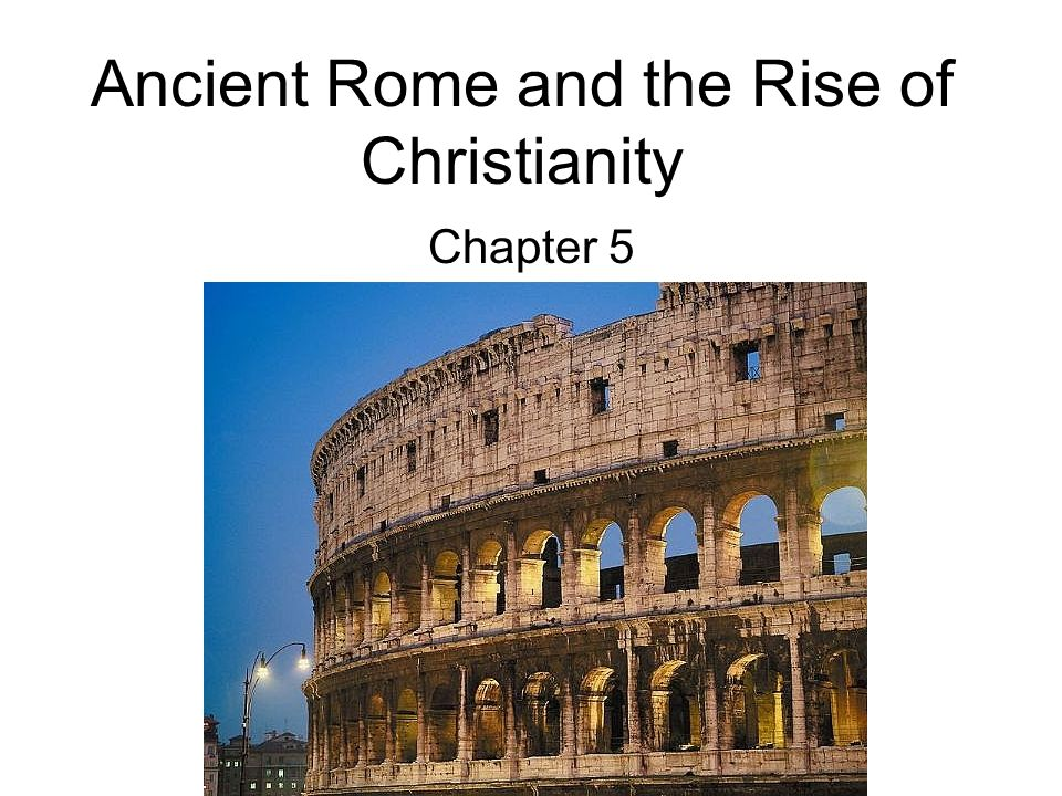 an analysis of christianity in ancient rome Through the eye of a needle: wealth, the fall of rome, and the making of christianity in the west, 350–550 ad by peter brown (princeton university press, 759 pp, $3995) when edward gibbon began to write a history of the decline and fall of the roman empire, he intended to conclude his work at the end of the western empire, which had.