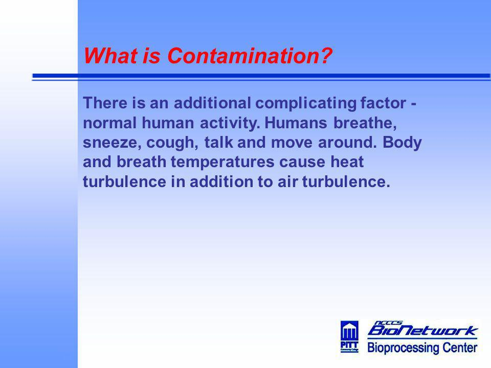 What is Contamination