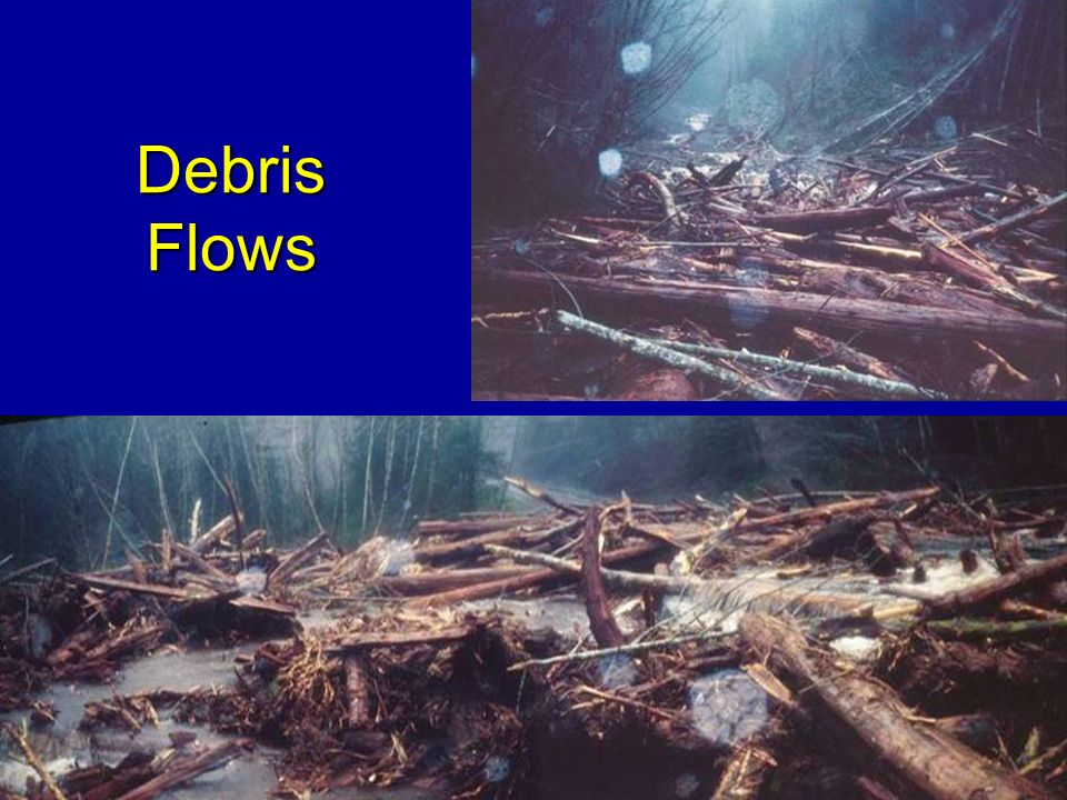 Debris Flows