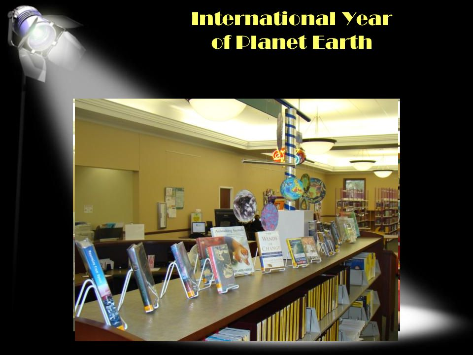 International Year of Planet Earth