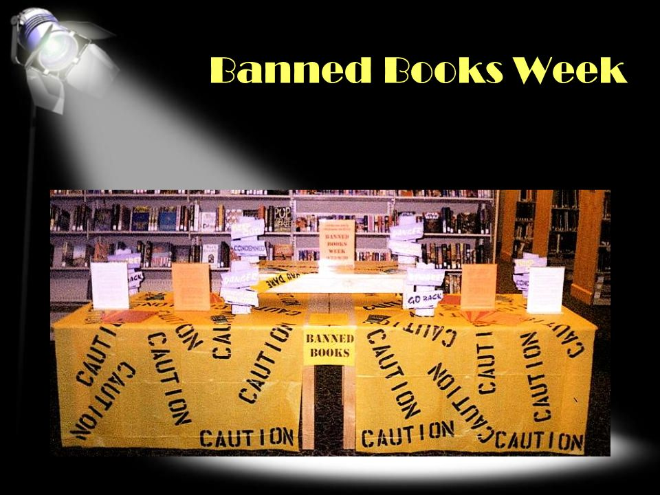 Banned Books Week OTHER HOLIDAYS AND EVENTS
