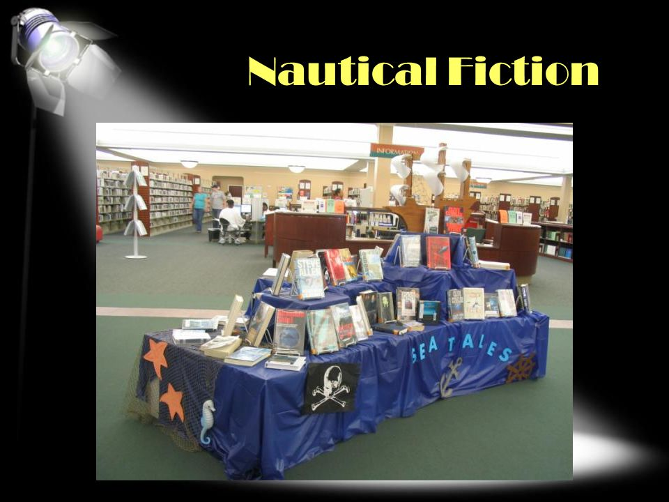 Nautical Fiction COLLECTION/GENRE/SUBJECT FOCUS