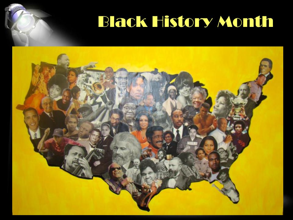 Black History Month HOLIDAYS Click second pic