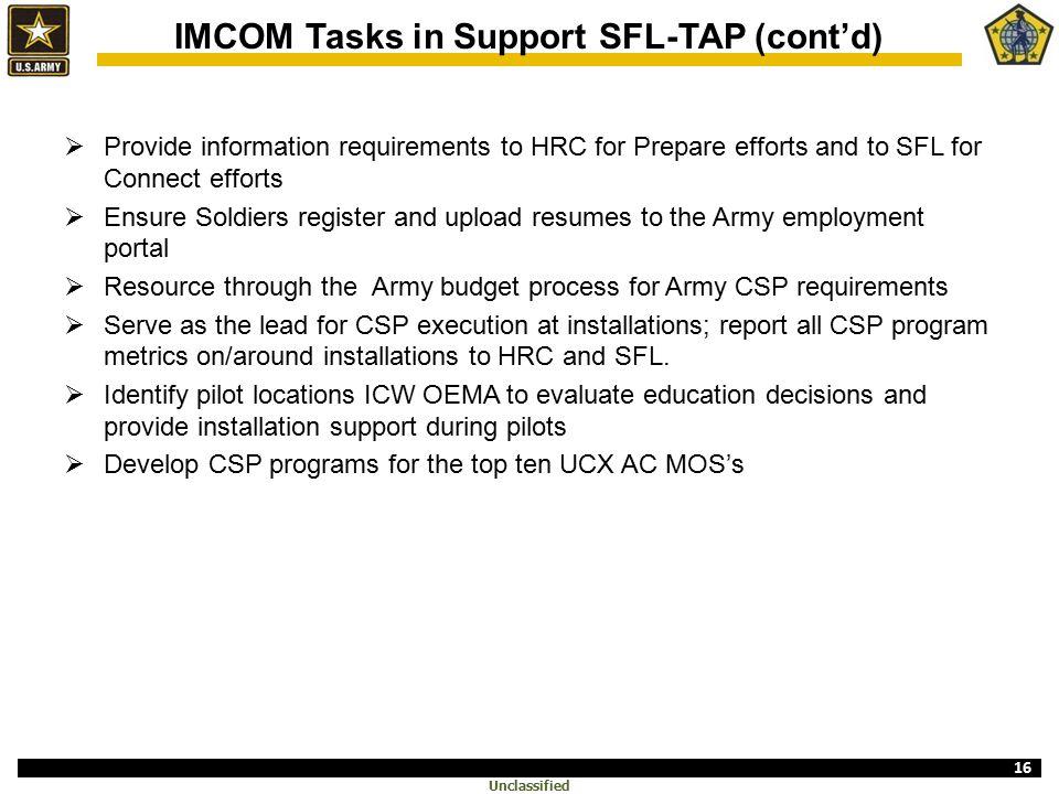 ms  naomi lynch  imcom operations update
