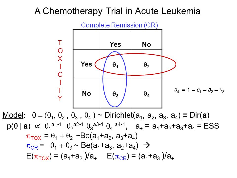 A Chemotherapy Trial in Acute Leukemia