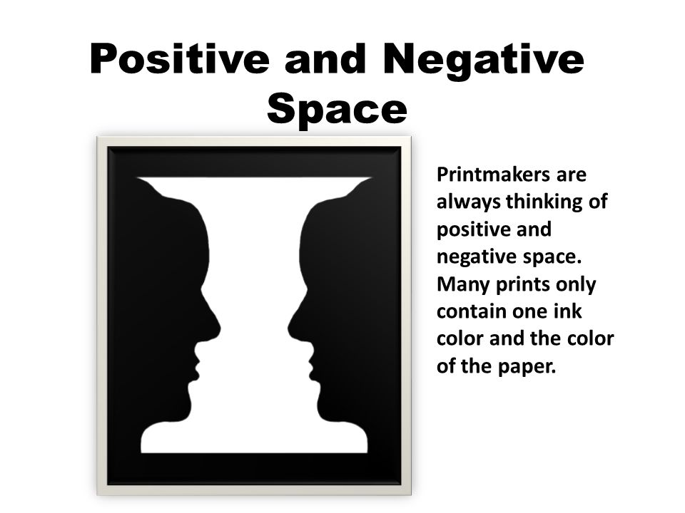 5 Positive And Negative Space Printmakers