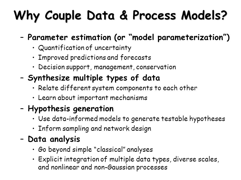Why Couple Data & Process Models