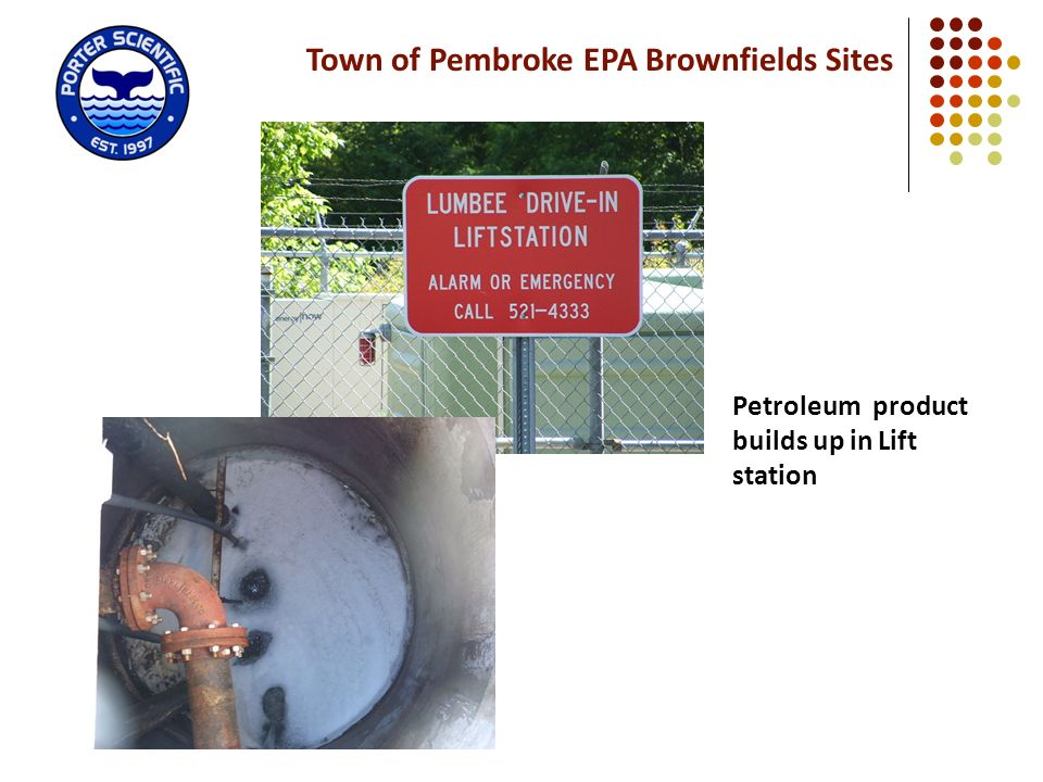 Town of Pembroke EPA Brownfields Sites