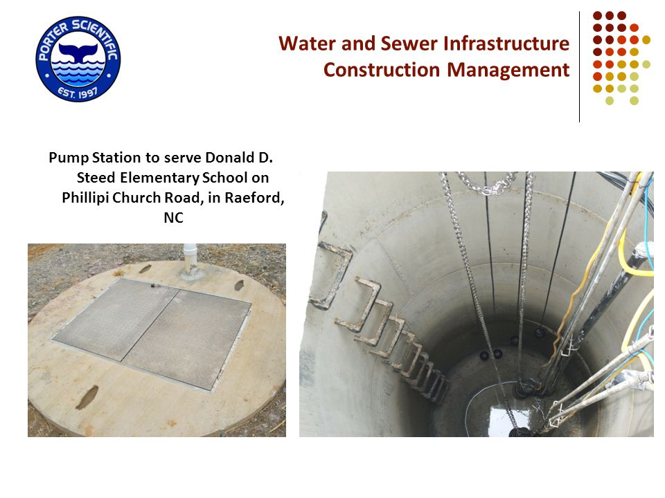 Water and Sewer Infrastructure Construction Management