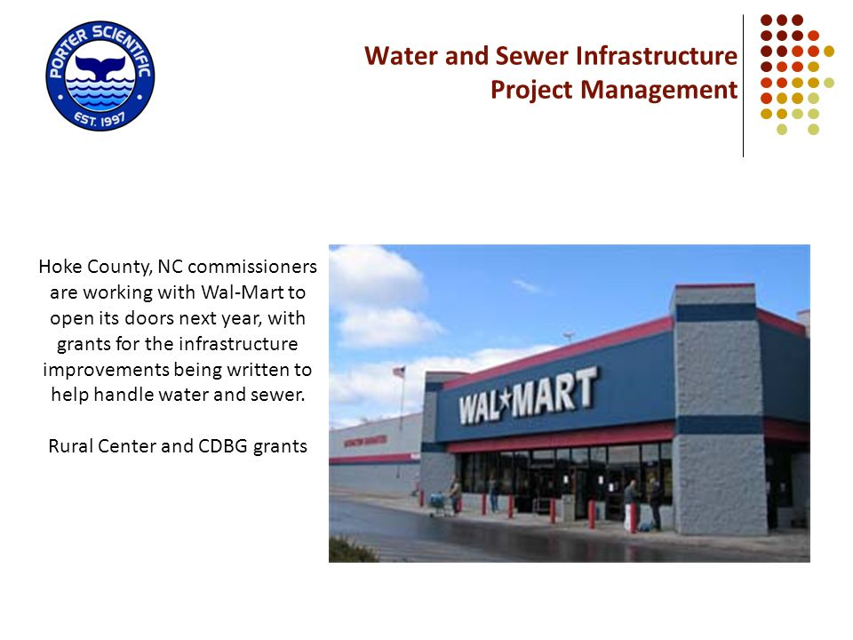 Water and Sewer Infrastructure Project Management