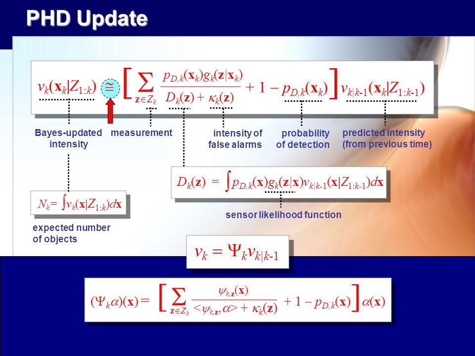 sensor likelihood function