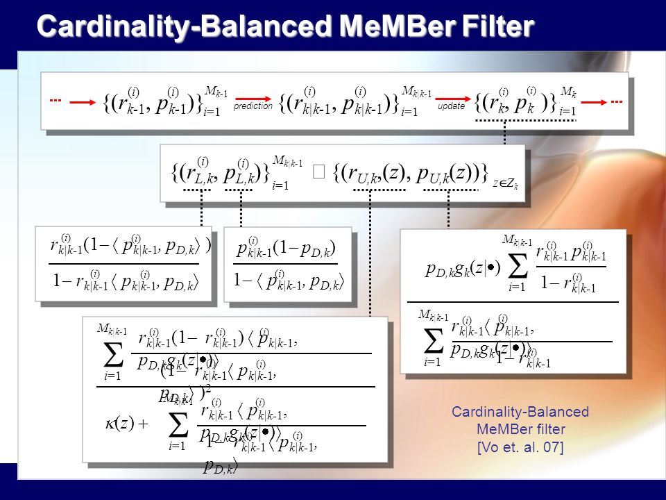 Cardinality-Balanced