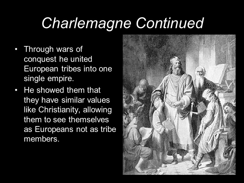 Charlemagne Continued