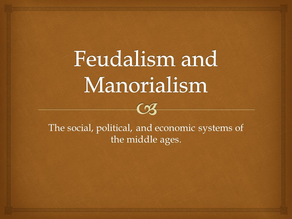 the rise and fall of feudalism The rise of towns tended to weaken both feudalism and manorialism the inhabitants of towns that became wealthy through trade came to resent being dominated by feudal lords, especially when lords levied taxes on their incomes.