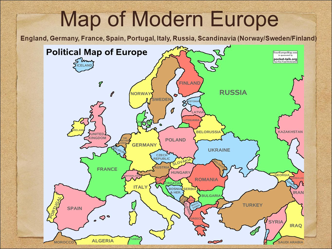The Middle Ages Chapter Teacher Notes Ppt Video Online Download - Germany map middle ages