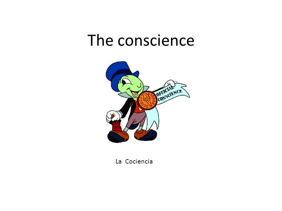 The conscience La Cociencia