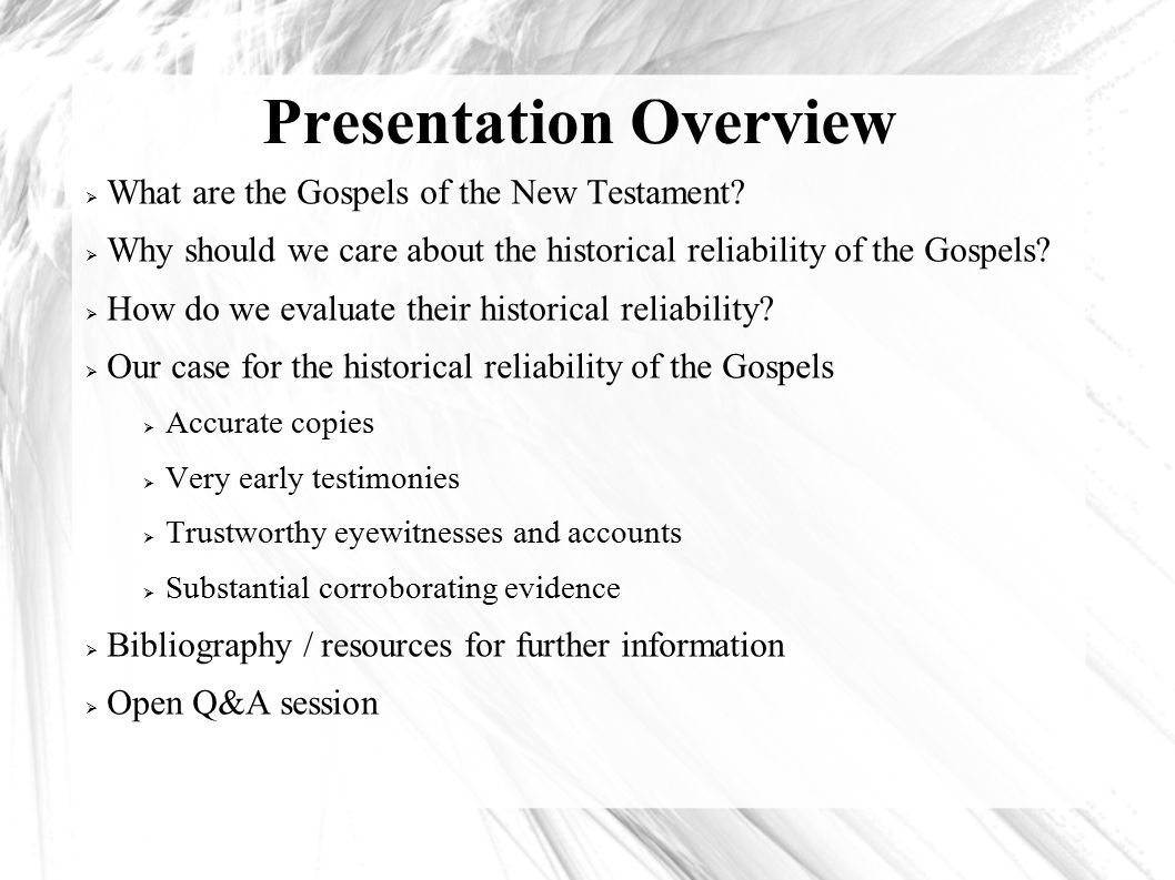 """the gospel accounts tell an accurate But go, tell his disciples and peter that he is going before you to galilee  mark begins his account with the line """"the gospel of jesus christ the son of god ."""