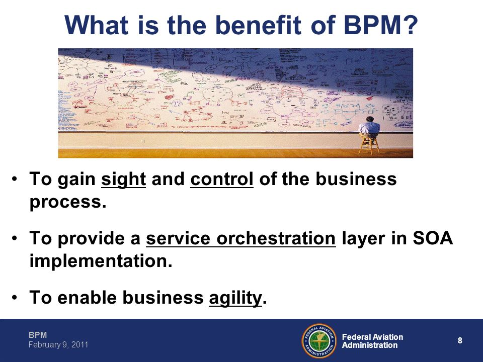 What is the benefit of BPM