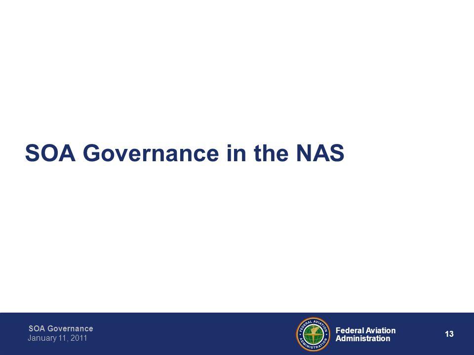 SOA Governance in the NAS