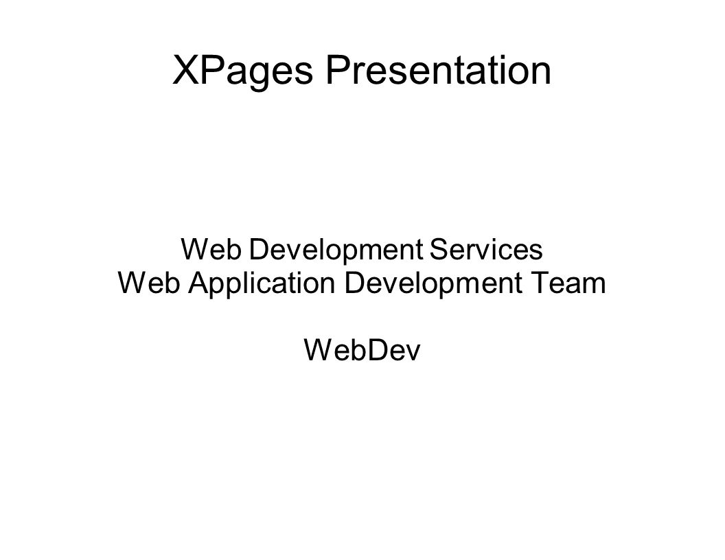 Web Development Services Web Application Development Team WebDev
