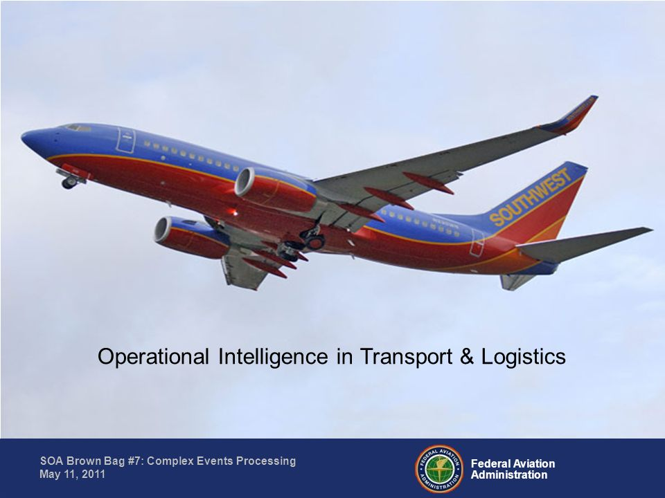 Operational Intelligence in Transport & Logistics