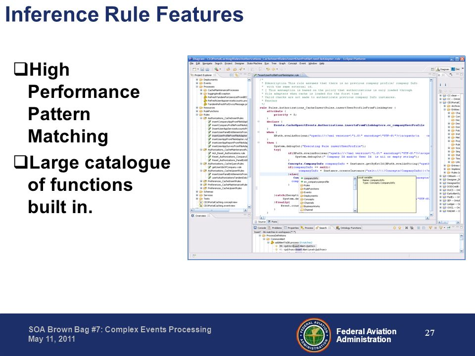 Inference Rule Features
