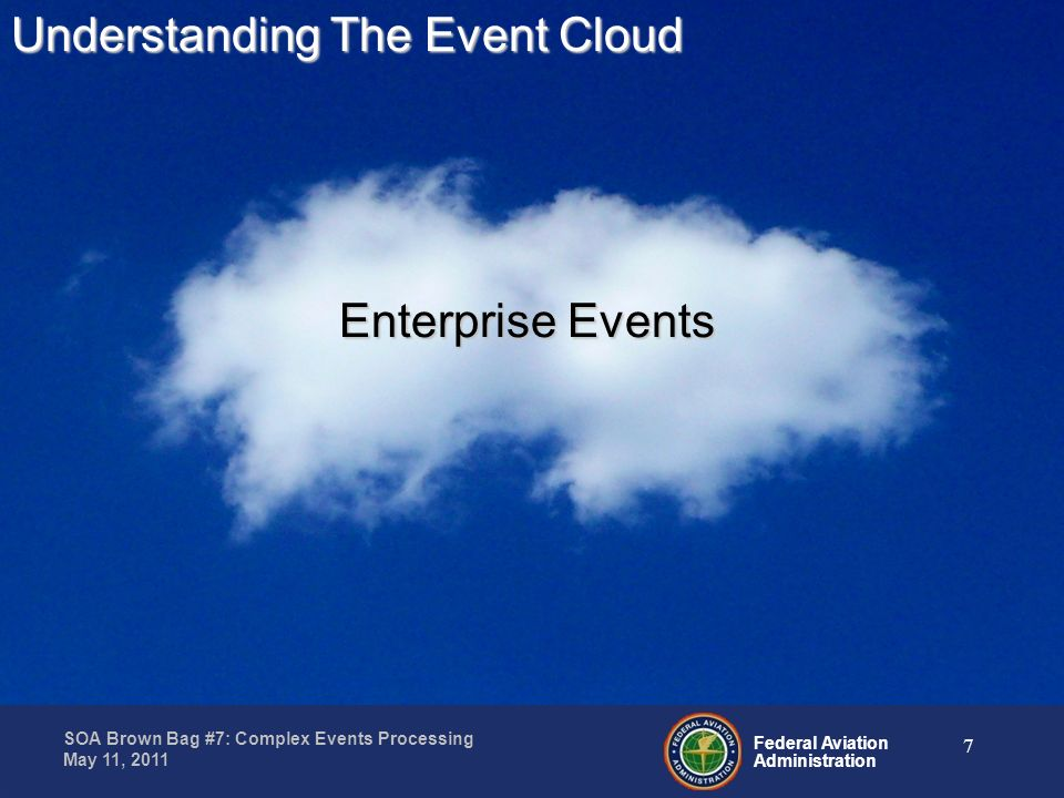Understanding The Event Cloud