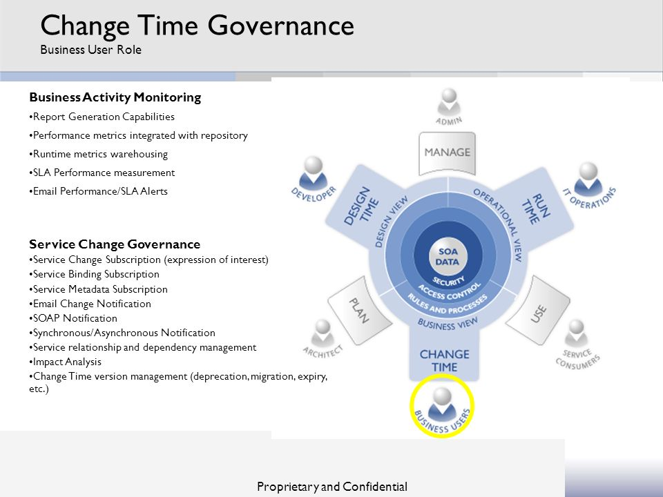 Change Time Governance Business User Role