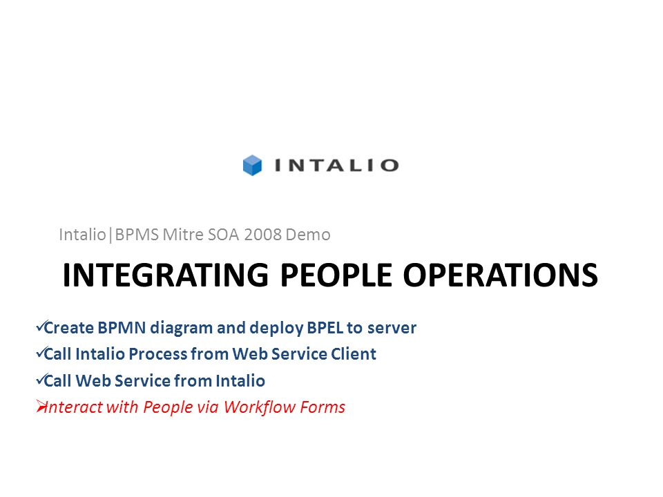 Integrating People Operations
