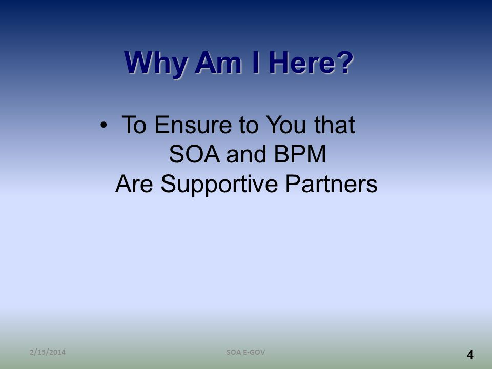 Are Supportive Partners