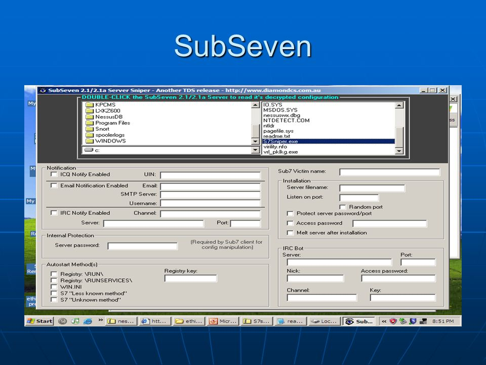 SubSeven