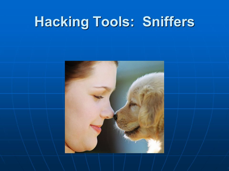 Hacking Tools: Sniffers