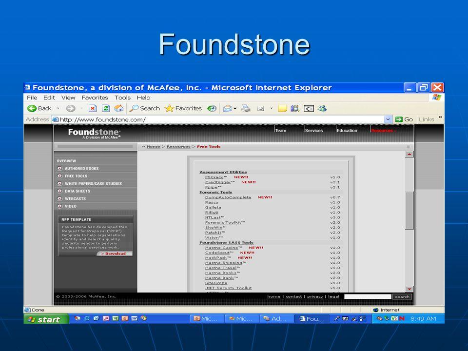 Foundstone