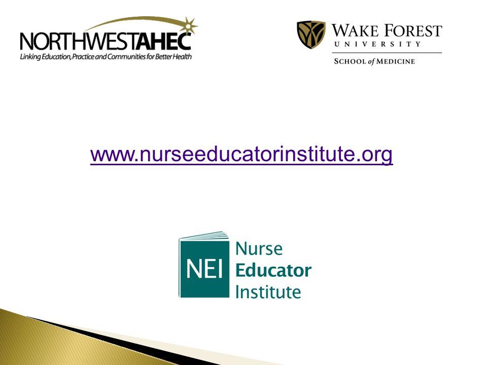 www.nurseeducatorinstitute.org
