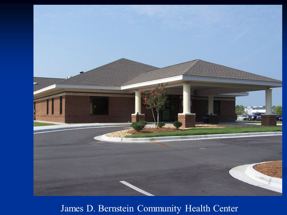 James D. Bernstein Community Health Center