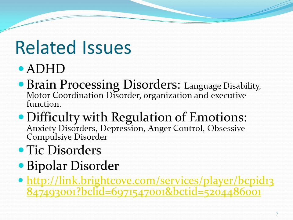 Learning disabilities ppt video online download for Adhd and fine motor skills