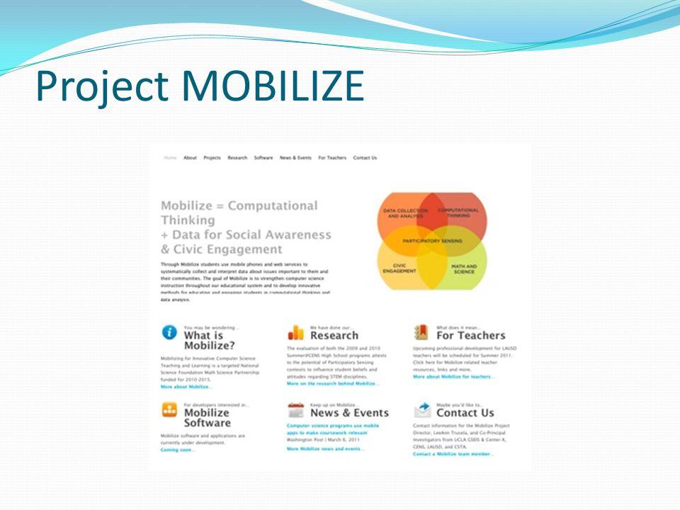 Project MOBILIZE