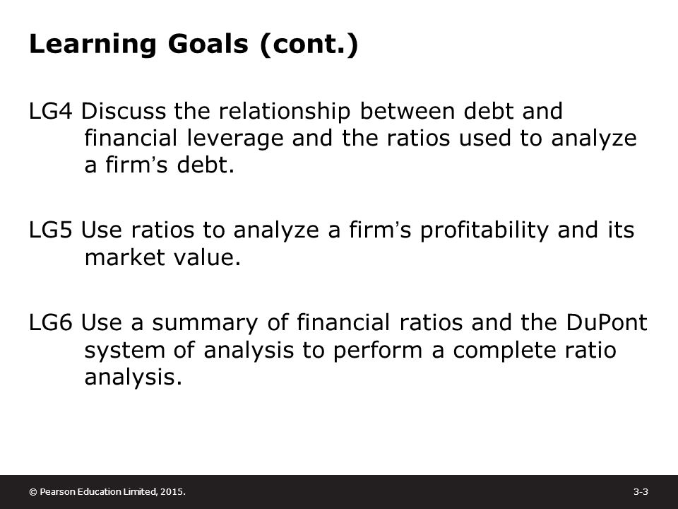 Financial Statements And Ratio Analysis  Ppt Video Online Download