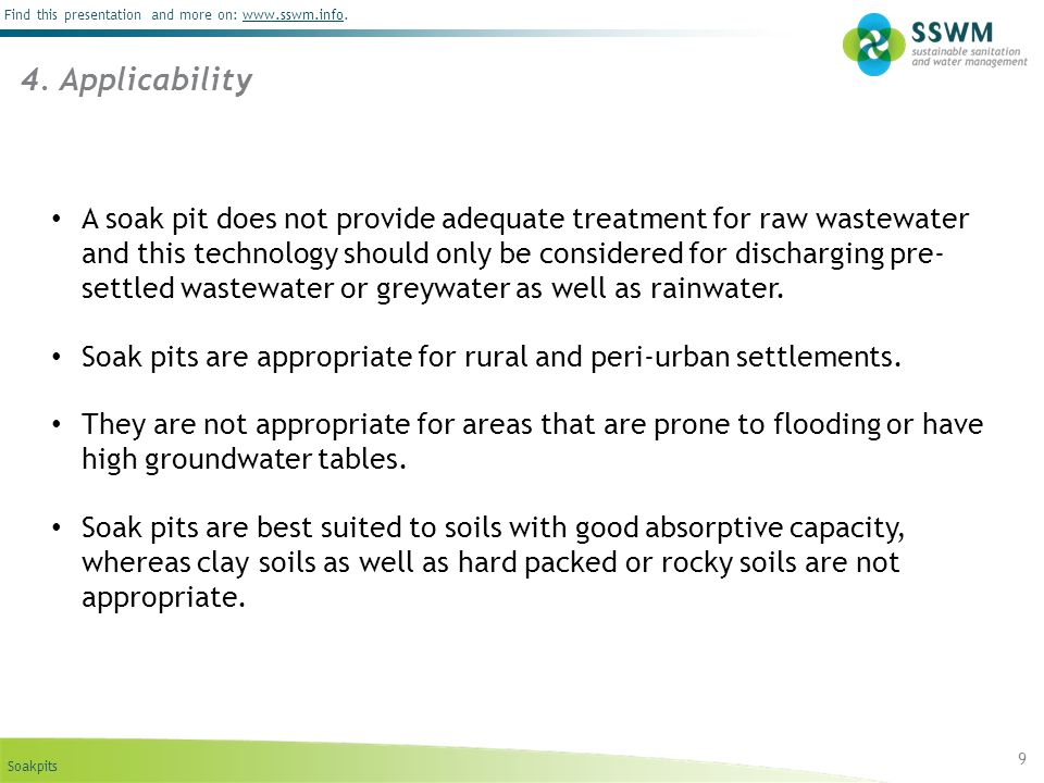 4. Applicability