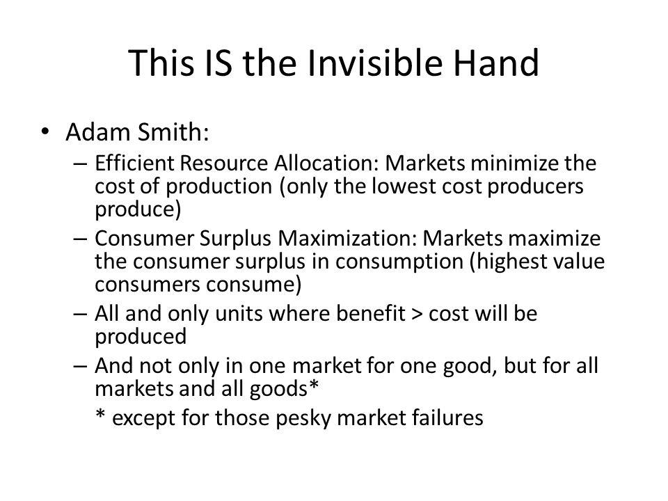 adam smith the invisible hand pdf