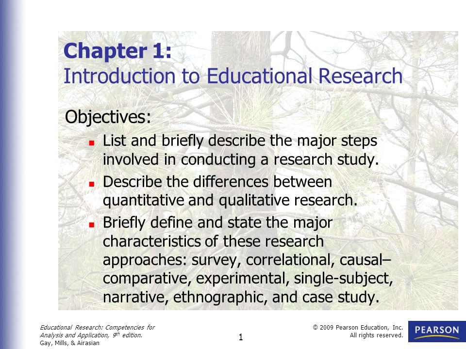 case study research in education