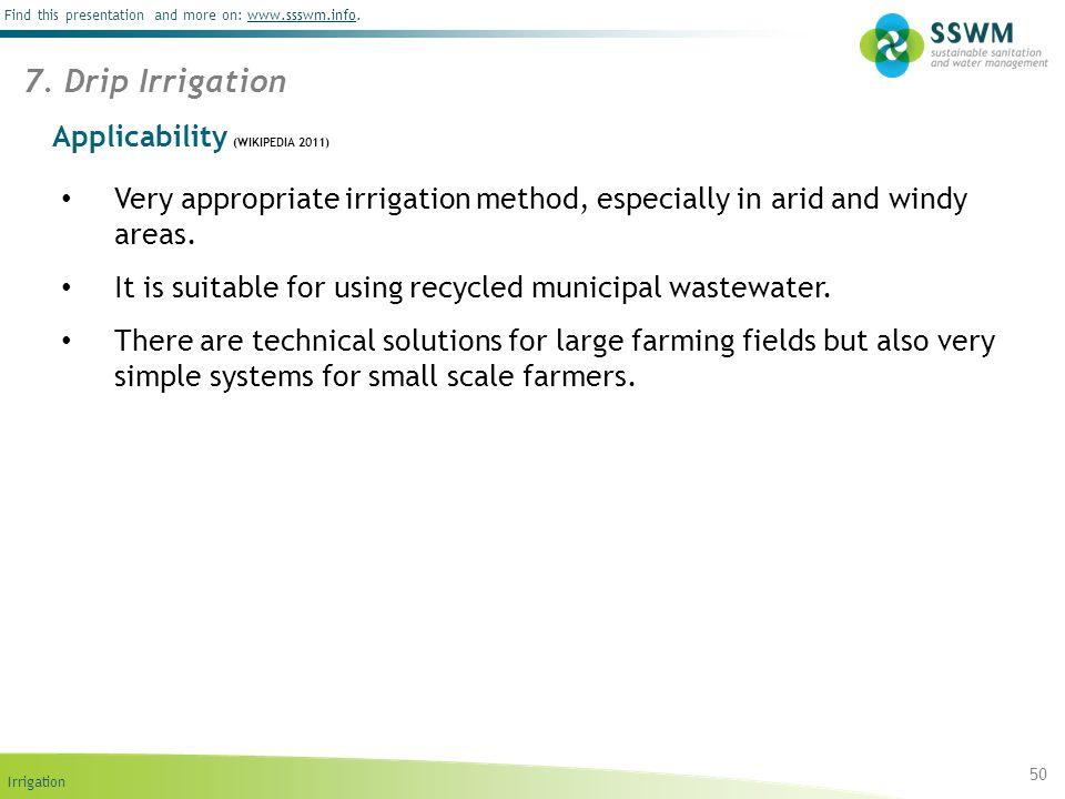 Applicability (WIKIPEDIA 2011)