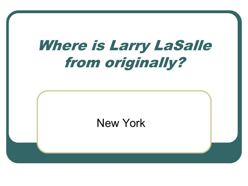 larry lasalle in the book heroes 'heroes' by cormier chapter nine: war fever hits frenchtown, but larry lasalle is the first to enlist followed by men of the young men in frenchtown meanwhi.