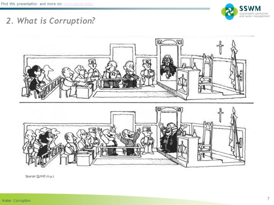 11/02/12 2. What is Corruption Source: QUINO (n.y.) 7 7
