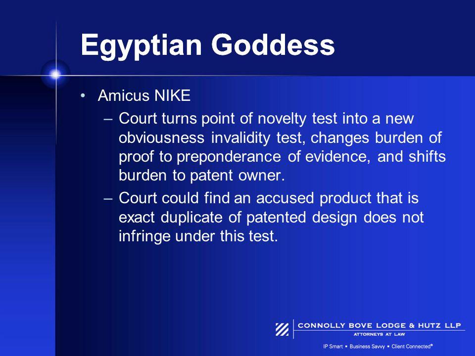 Egyptian Goddess Amicus NIKE