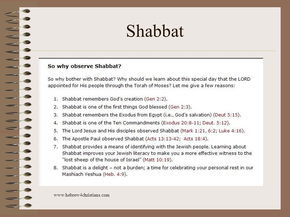 Shabbat Yahushua Put The Heart Of The Father Back Into