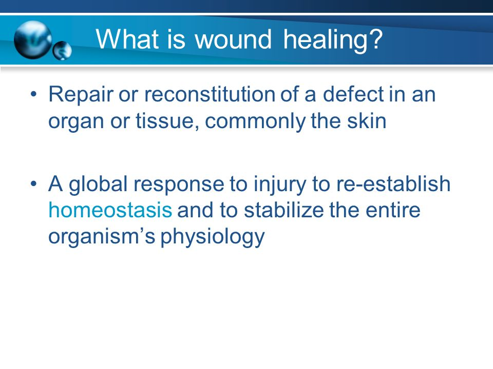 reaction paper healing the wounds of Equation-based models of wound healing (2–3 days for skin wounds) is an inflamma-tory reaction marked by 11 equation-based models of wound healing and.